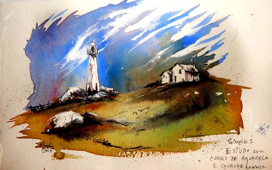 pen-ink-watercolor