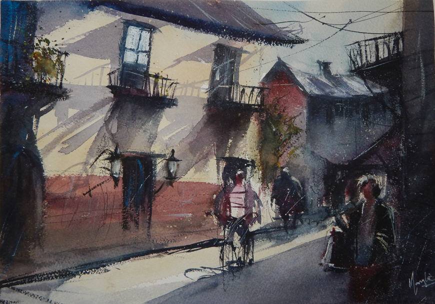 village-colors