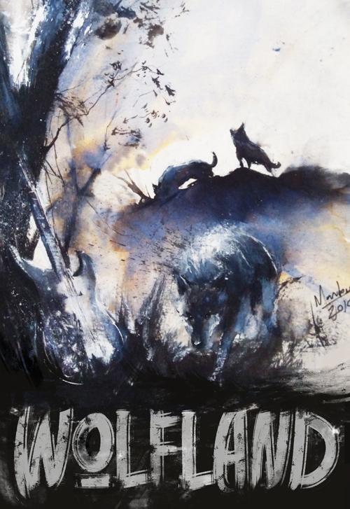 wolfland-art